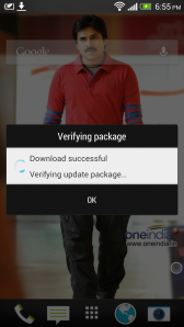 Verifying Downloaded Package